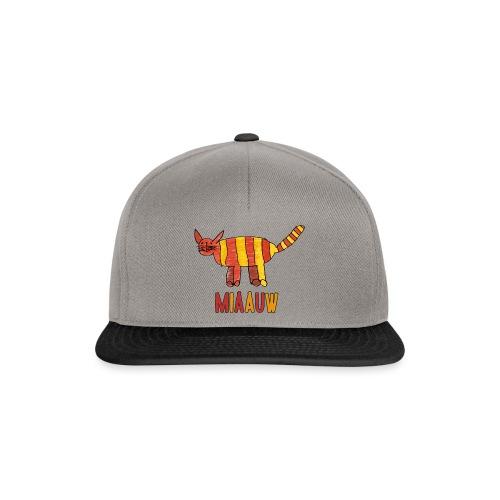 miaauw poesje - Snapback cap