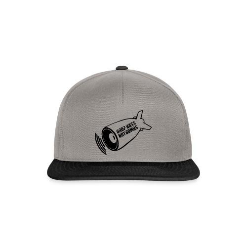 DBNB Black - Snapback cap
