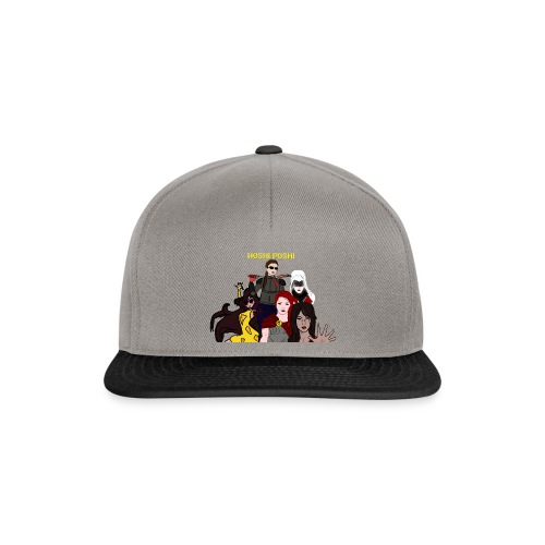 Hoshi Poshi New Logo - Snapback Cap