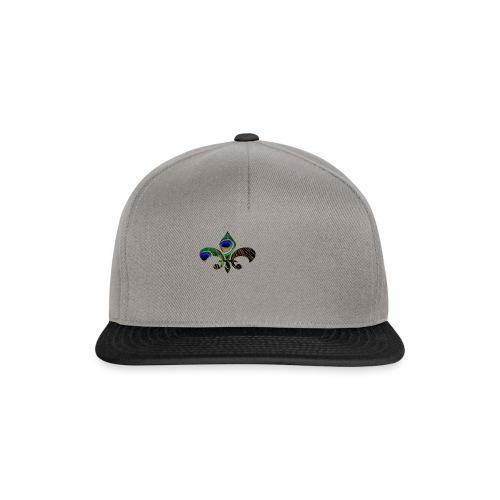Pfau Auge - Snapback Cap