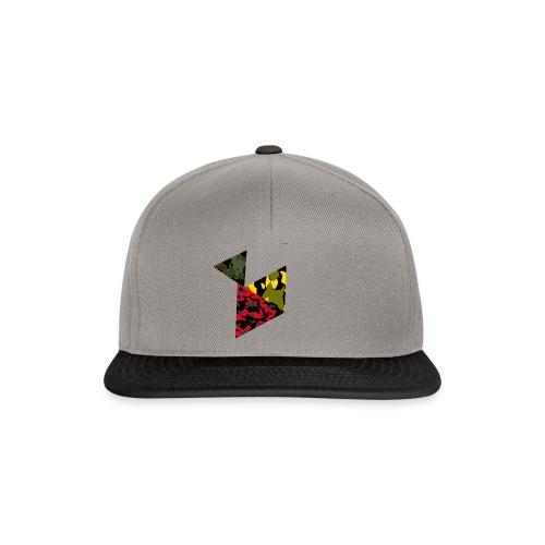 camouflage - Snapback Cap