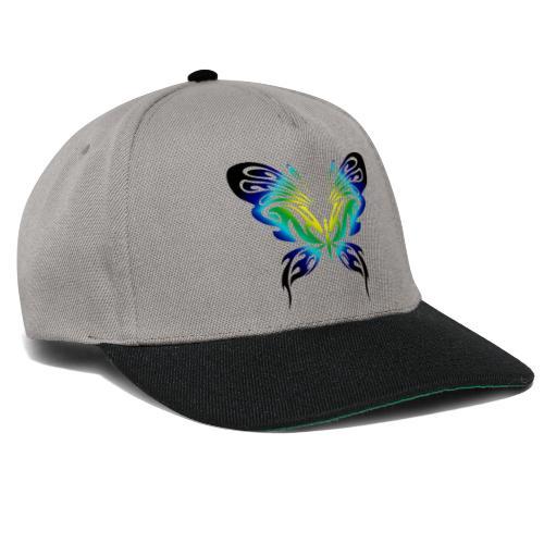 Motyl kolor - Czapka typu snapback