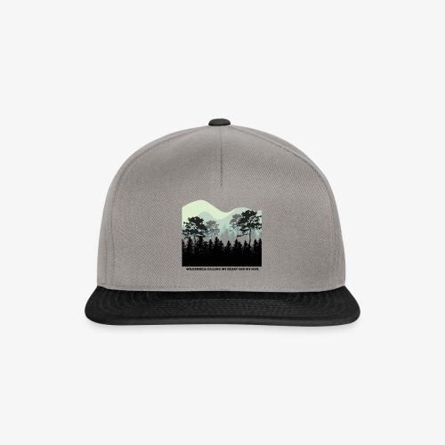 wearenature2 - Snapback Cap
