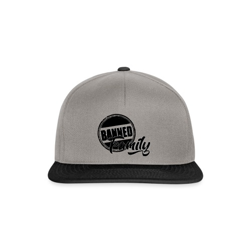 BANNED FAMILY - Snapback-caps