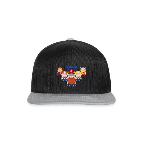 Viking Friends - Snapback Cap