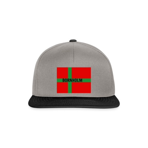 BORNHOLM - Snapback Cap