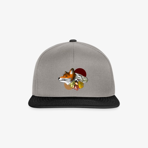 Autumn Foxey - Snapback Cap