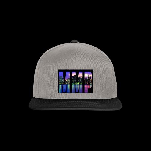 MonkyMusikProduktion Design MMP skyline - Snapback Cap