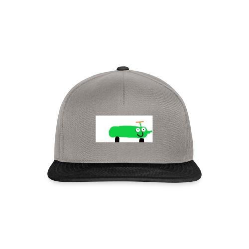kurkkumopo - Snapback Cap
