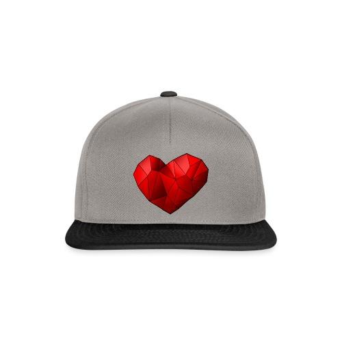 Heartart - Snapback Cap
