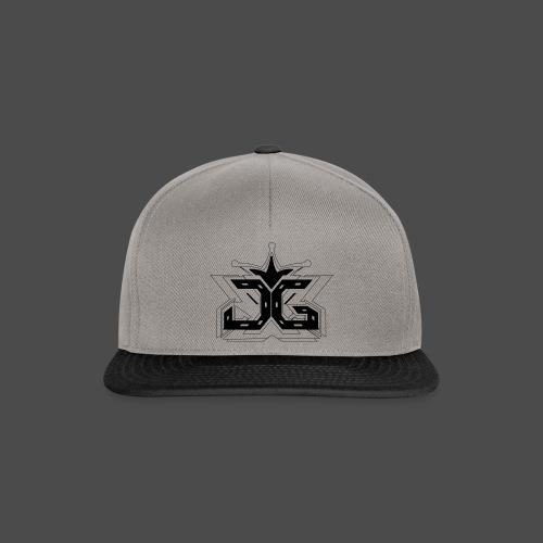 LOGO OUTLINE SMALL - Snapback Cap