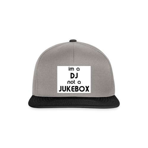 dj_jukebox - Snapback-caps