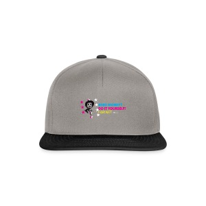Farinet Do It Yourself Horizontal - Casquette snapback