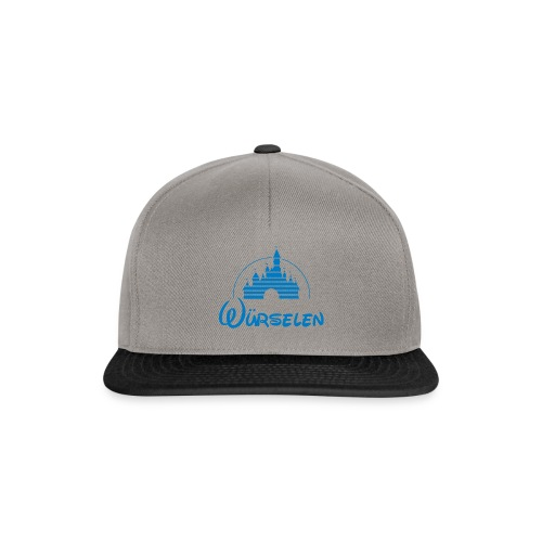 Würselen Magic Kingdom - Snapback Cap