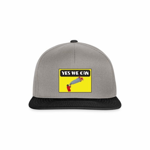 Yes, we can! / Equivoco - Snapback Cap