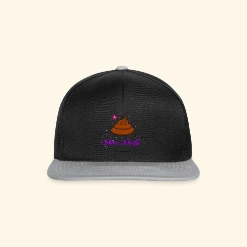 Schöne Scheiße Kacke - Snapback Cap