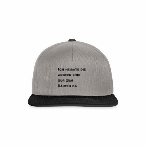 Spreadshirt - Snapback Cap
