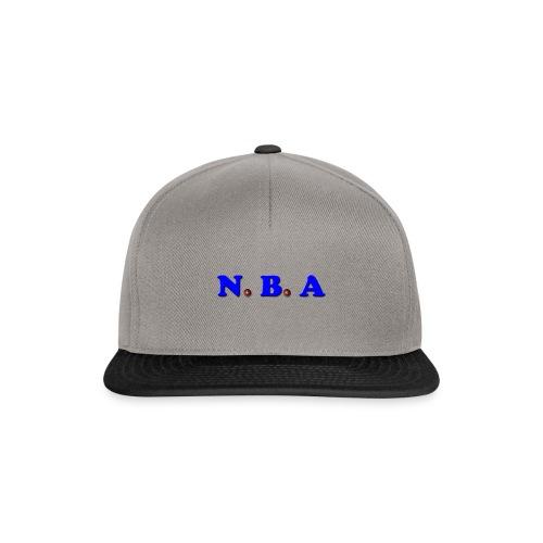 N.B.A basketball - Casquette snapback