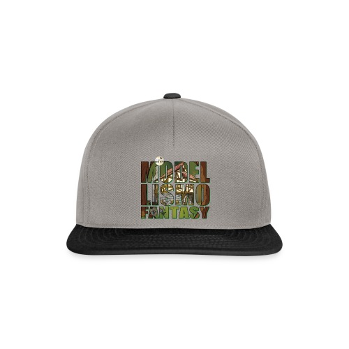 Modellismo Fantasy - The Dark Inn - Snapback Cap