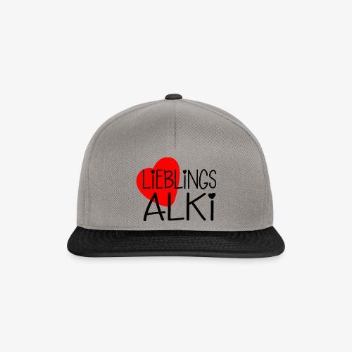 Lieblings-Alki Geschenkidee Valentinstag - Snapback Cap