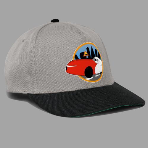 Velomobile-skyline - Snapback Cap