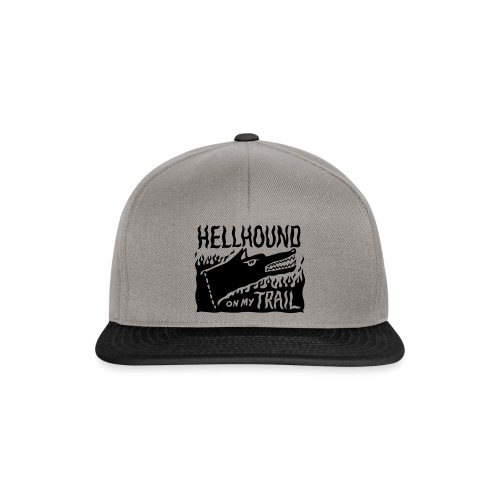 Hellhound on my trail - Snapback Cap