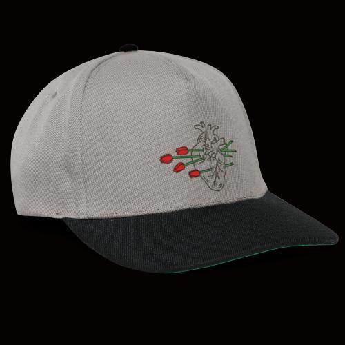 roses. - Snapback Cap