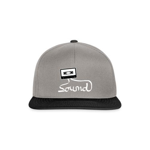 camiseta_Sound-png - Gorra Snapback