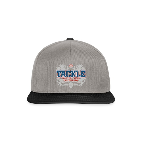 Tackle Until The Milfs Call Your Name - Snapback Cap