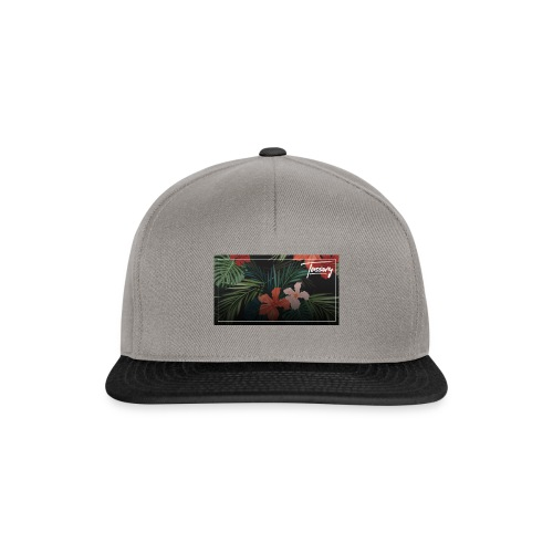 Tassony flowers - bag - Snapback Cap