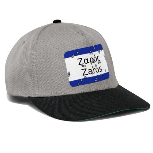 mg zaros - Snapback Cap