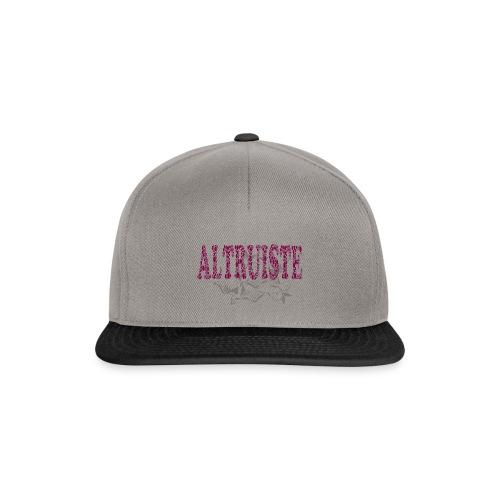 Altruiste1 - Casquette snapback