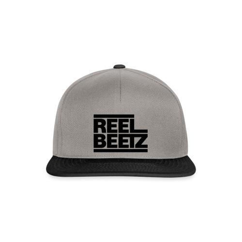 REEL BEETZ schwarz - Snapback Cap