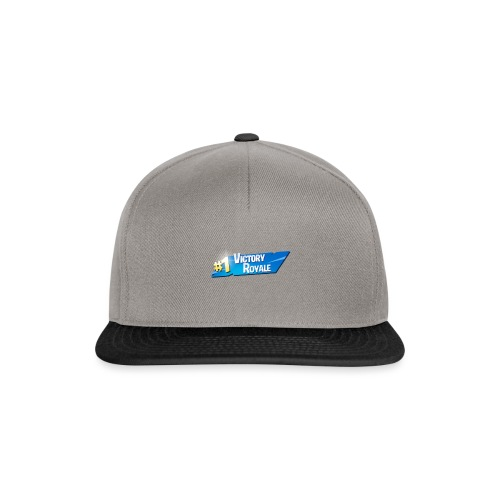 Victory Royale #1 - Snapback Cap
