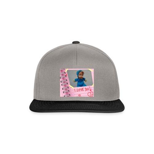 FIAMMIFERINO_LOVE-png - Snapback Cap