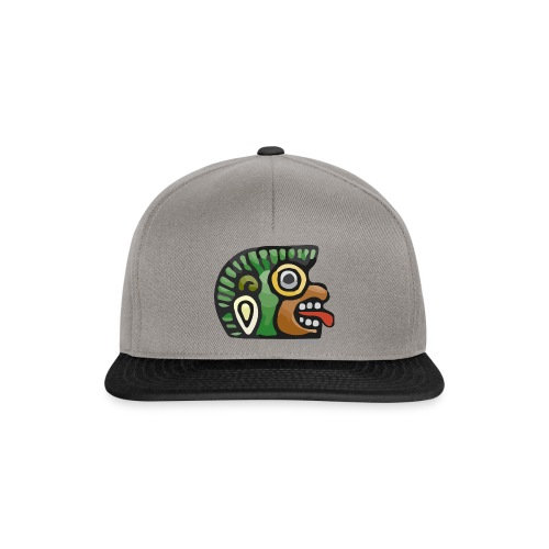 Aztec Icon Monkey - Snapback Cap