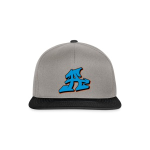 Graffiti Blockletter A - Snapback Cap