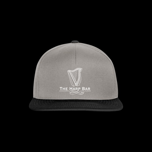 Logo The Harp Bar Paris - Casquette snapback