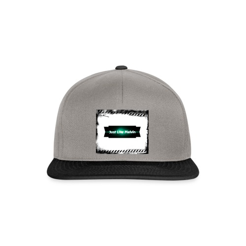JustLikeMelvin - Snapback cap