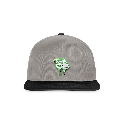 TEAMCB GREEN edited - Snapback Cap