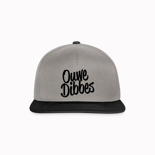 Ouwe Dibbes Zwart - Snapback cap