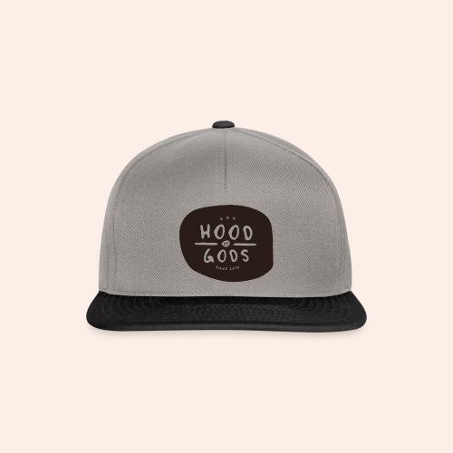 Hood Of Gods - Logo Pt.1 - Snapback Cap
