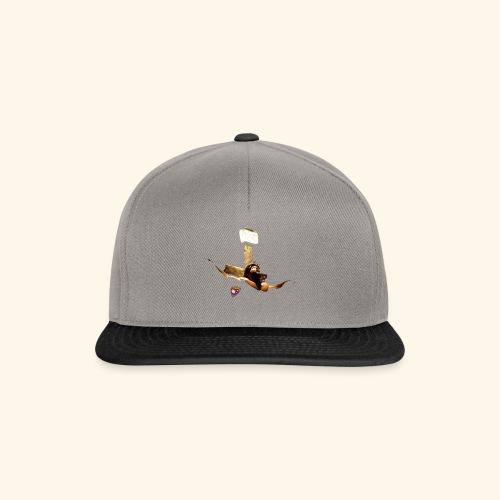 Jesus d de for meg - Snapback-caps
