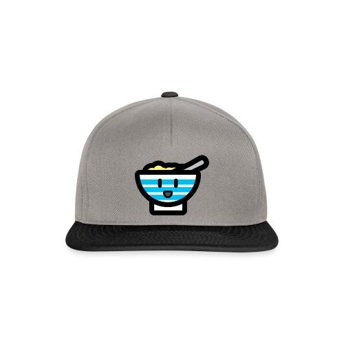 Cute Breakfast Bowl - Snapback Cap