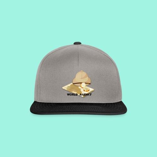 World Agency - Snapback Cap