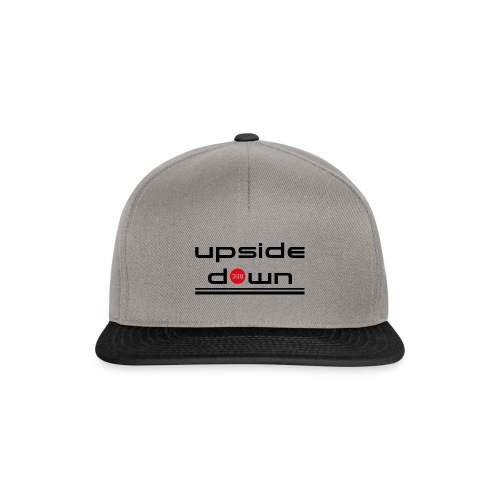 UpSideDown - Snapback cap