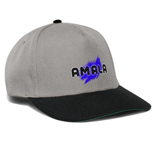 Amala, pazza inter (bianca) - Snapback Cap