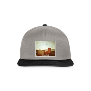 No Space For Stress - Snapback Cap