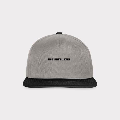 Weightless - Snapback Cap