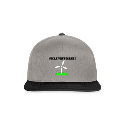 klimatosse - Snapback Cap